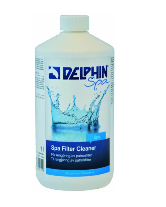 Delphin Filter Cleaner