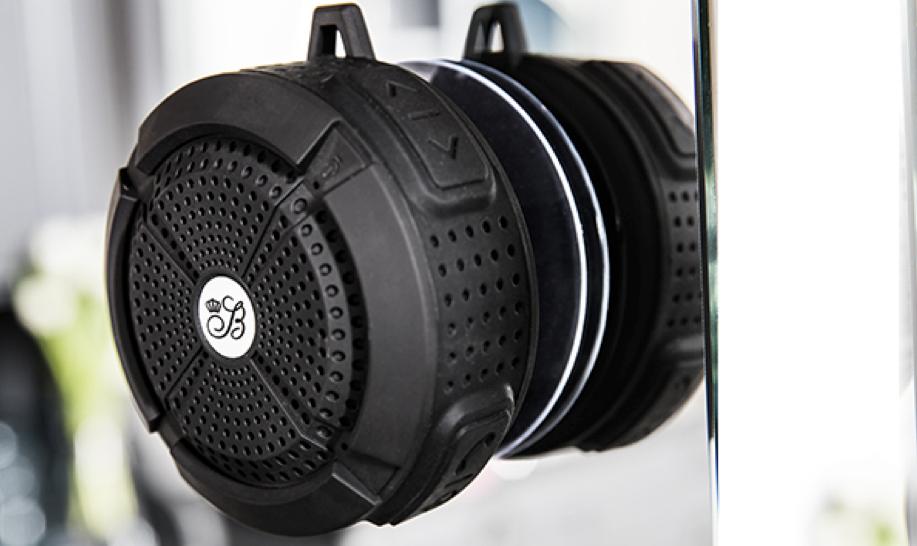 Omtyckta Högtalare Bluetooth - Svenska Badrumsinredningar HW-99